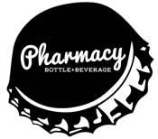 Pharmacy Bottle and Beverage