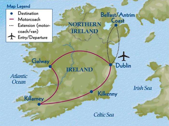 2019 TCU Ireland Trip