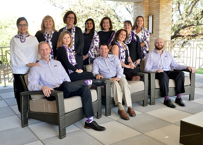 Alumni Staff Photo October 2018